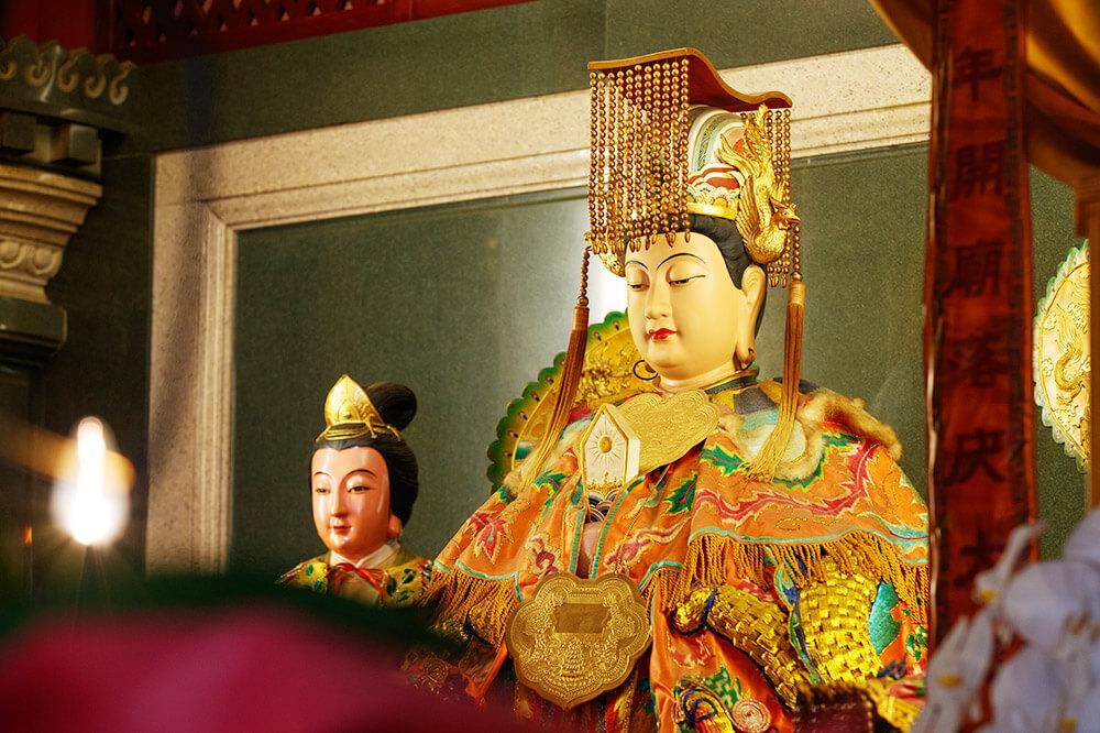Mazu Empress of Heaven